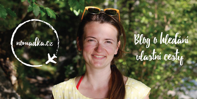 Blog o hledání vlastní cesty - Linda Nezhybová
